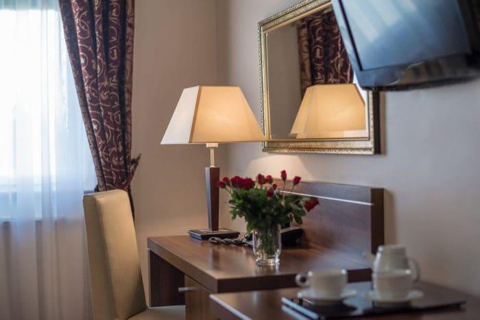 pokój w hotelu Jasek 7