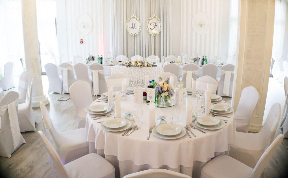 Sala weselna w Jasek Premium Wrocław