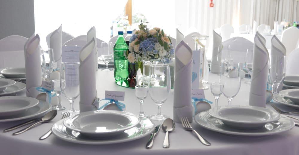 Stół weselny w Jasek Premium Wrocław