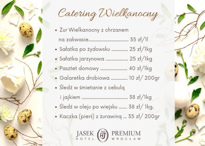 Catering wielkanocny Wrocław