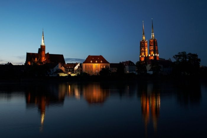 Wrocław rejs po Odrze