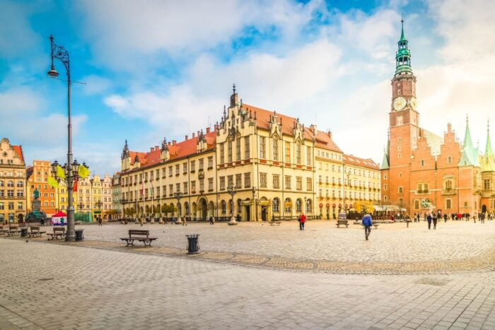 Hotel Wrocław
