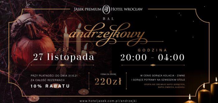 ANDRZEJKI 2021 Wrocław